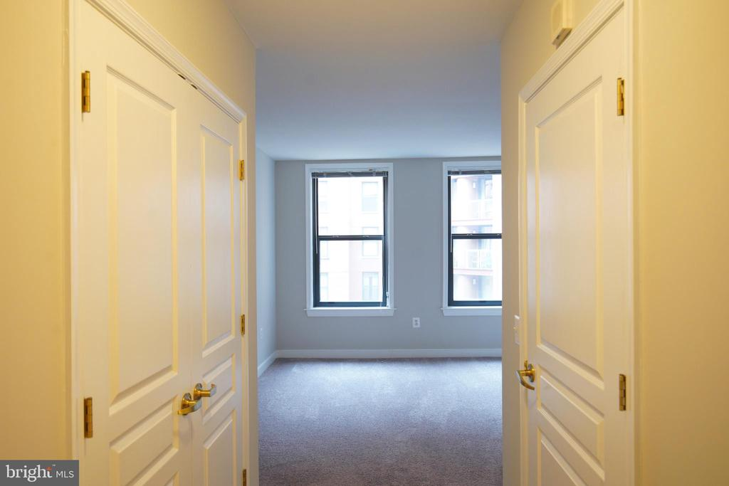Ample Closets and Storage Throughout Home - 616 E ST NW #655, WASHINGTON