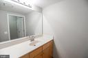 1st Floor Half Bath - 616 E ST NW #655, WASHINGTON