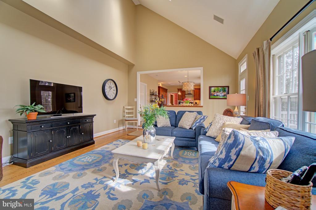 Family Room - 1132 ROUND PEBBLE LN, RESTON