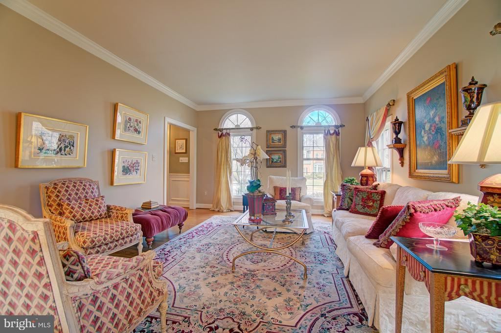 Formal Living Room - 1132 ROUND PEBBLE LN, RESTON