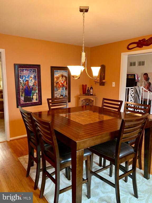 Dining Room - 9005 CHERRYTREE DR, ALEXANDRIA