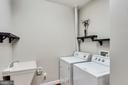 Main Level Washer/Dryer - 42744 RIDGEWAY DR, BROADLANDS