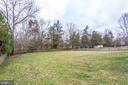 Property backs to woods. - 42744 RIDGEWAY DR, BROADLANDS