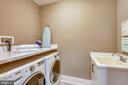Laundry on Bedroom Level - 5402 MERRIAM ST, BETHESDA