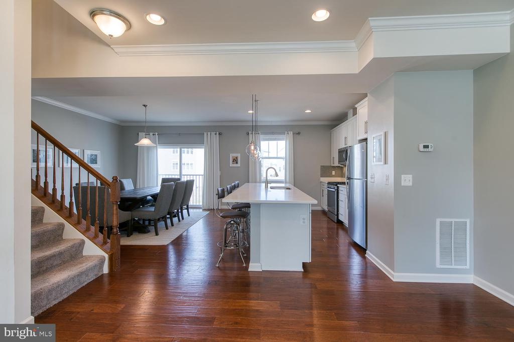 Gorgeous Hardwood Flooring Everywhere - 15 FORGE MILL RD, STAFFORD