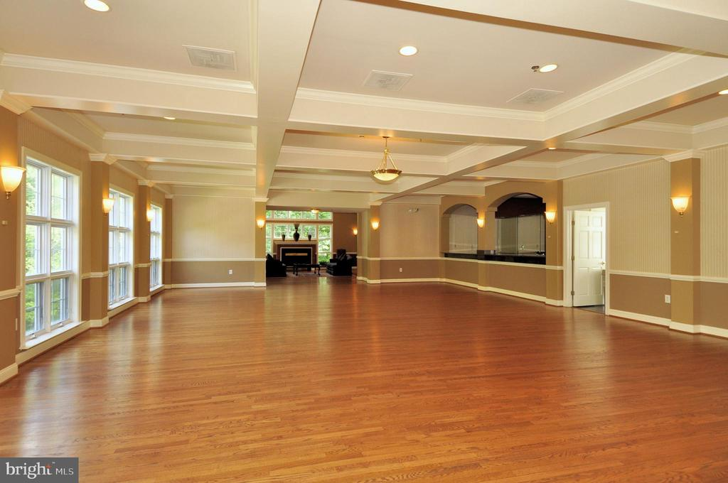 Kingstowne Party room - 7005 CHESLEY SEARCH WAY, ALEXANDRIA