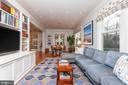 Family Room - 3601 NEWARK ST NW, WASHINGTON