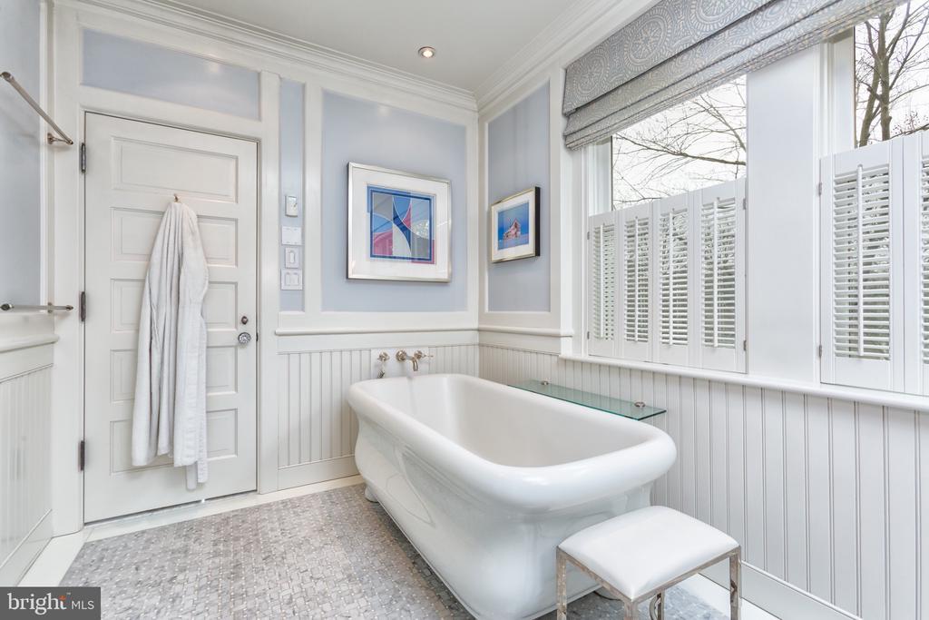 Master Bathroom - 3601 NEWARK ST NW, WASHINGTON