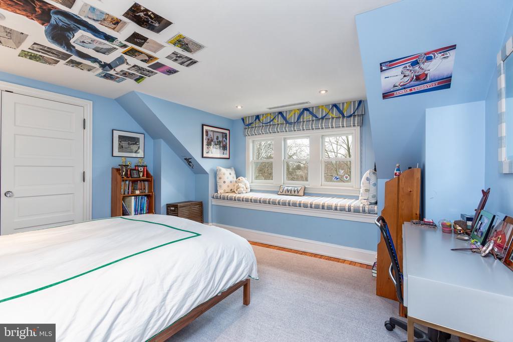 Bedroom 5 - 3601 NEWARK ST NW, WASHINGTON