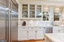 Kitchen - 3601 NEWARK ST NW, WASHINGTON