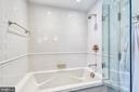 Bathroom - 3601 NEWARK ST NW, WASHINGTON