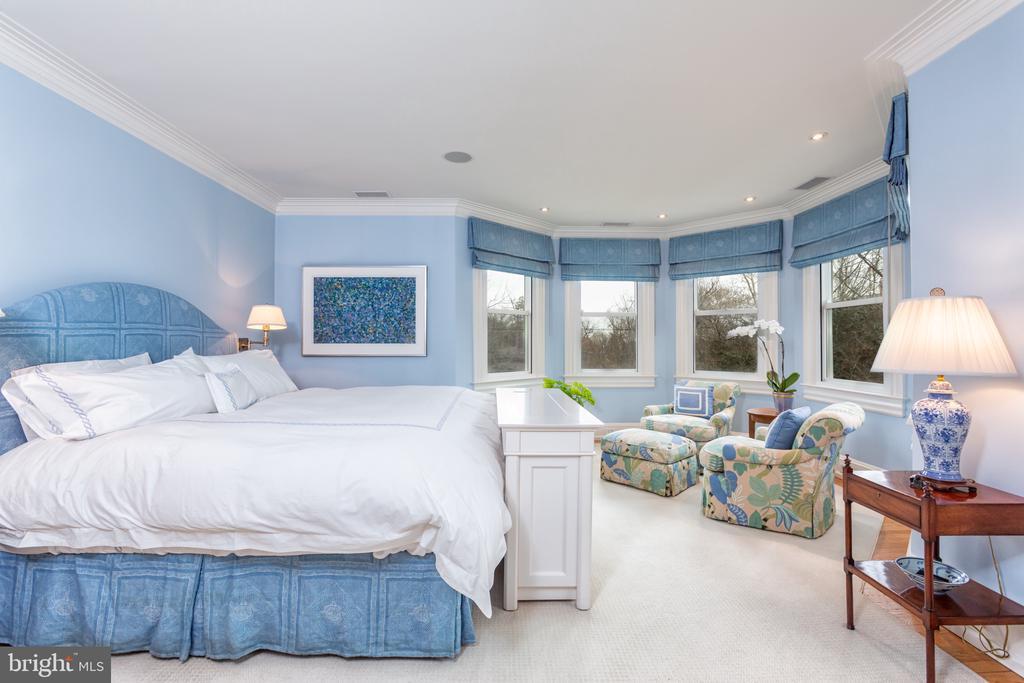 Master Bedroom - 3601 NEWARK ST NW, WASHINGTON