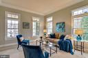 Living Room - 12328 TIDESWELL MILL CT, WOODBRIDGE