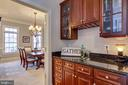 Butler's Pantry - 12328 TIDESWELL MILL CT, WOODBRIDGE