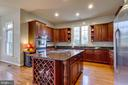 Kitchen - 12328 TIDESWELL MILL CT, WOODBRIDGE