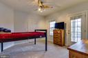 3rd Bedroom - 12328 TIDESWELL MILL CT, WOODBRIDGE