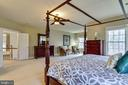 Master Suite - 12328 TIDESWELL MILL CT, WOODBRIDGE