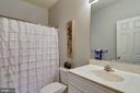 4th Full Bath - 12328 TIDESWELL MILL CT, WOODBRIDGE