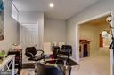 Basement Den - 12328 TIDESWELL MILL CT, WOODBRIDGE