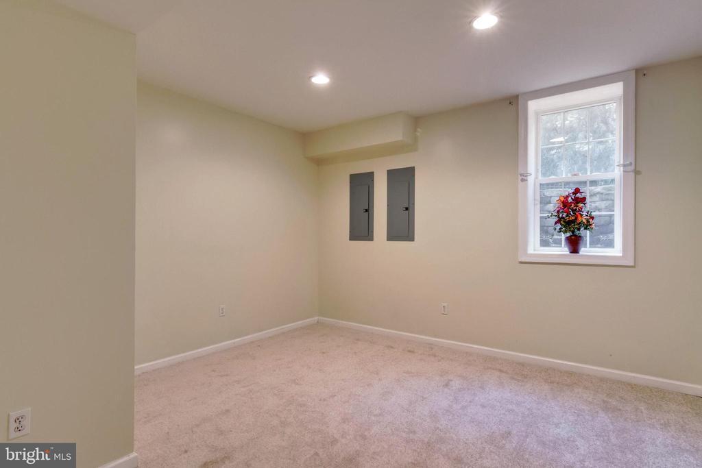 Basement 6th Bedroom - 12328 TIDESWELL MILL CT, WOODBRIDGE
