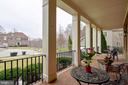 Front Porch - 12328 TIDESWELL MILL CT, WOODBRIDGE