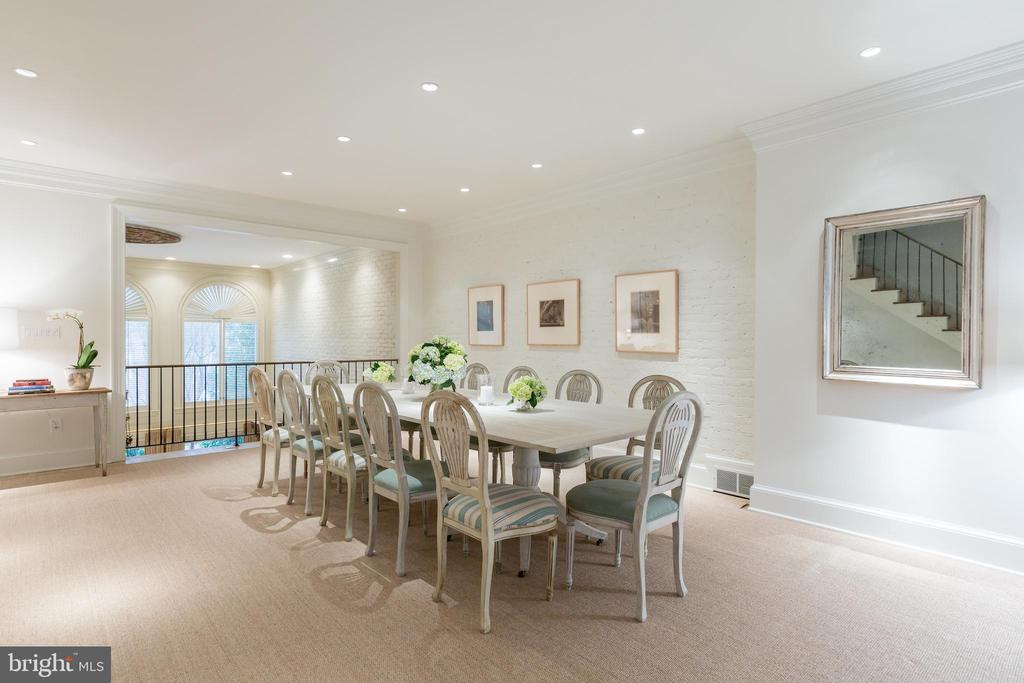 Dining Room - 2804-2806 Q ST NW, WASHINGTON