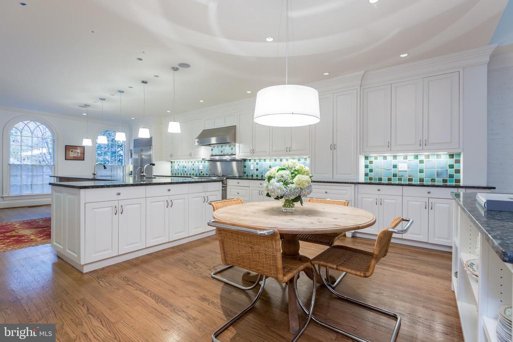 Table Space Kitchen - 2804-2806 Q ST NW, WASHINGTON