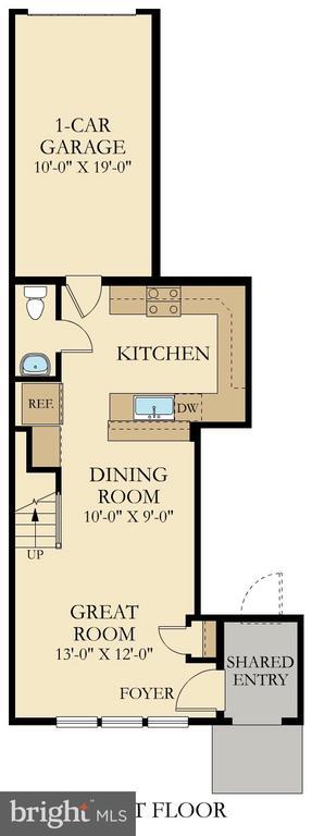 Floor Plan - 45149 KINCORA DR, STERLING