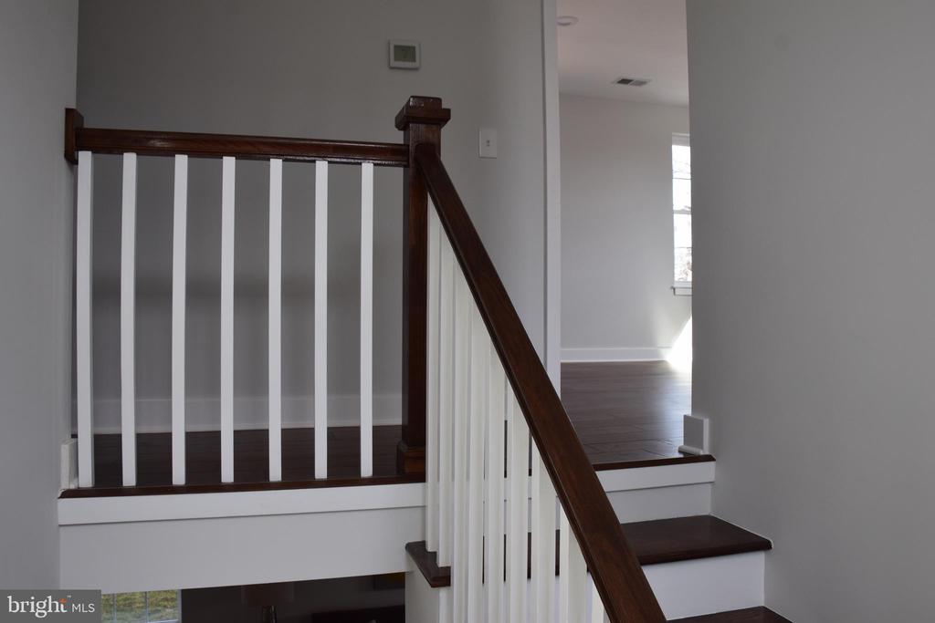 STAIRS TO 2ND FLOOR - 2014 S LANGLEY ST, ARLINGTON