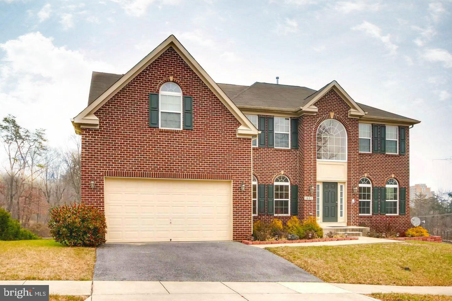 Single Family Home for Sale at 1602 Lindley Drive 1602 Lindley Drive Hanover, Maryland 21076 United States