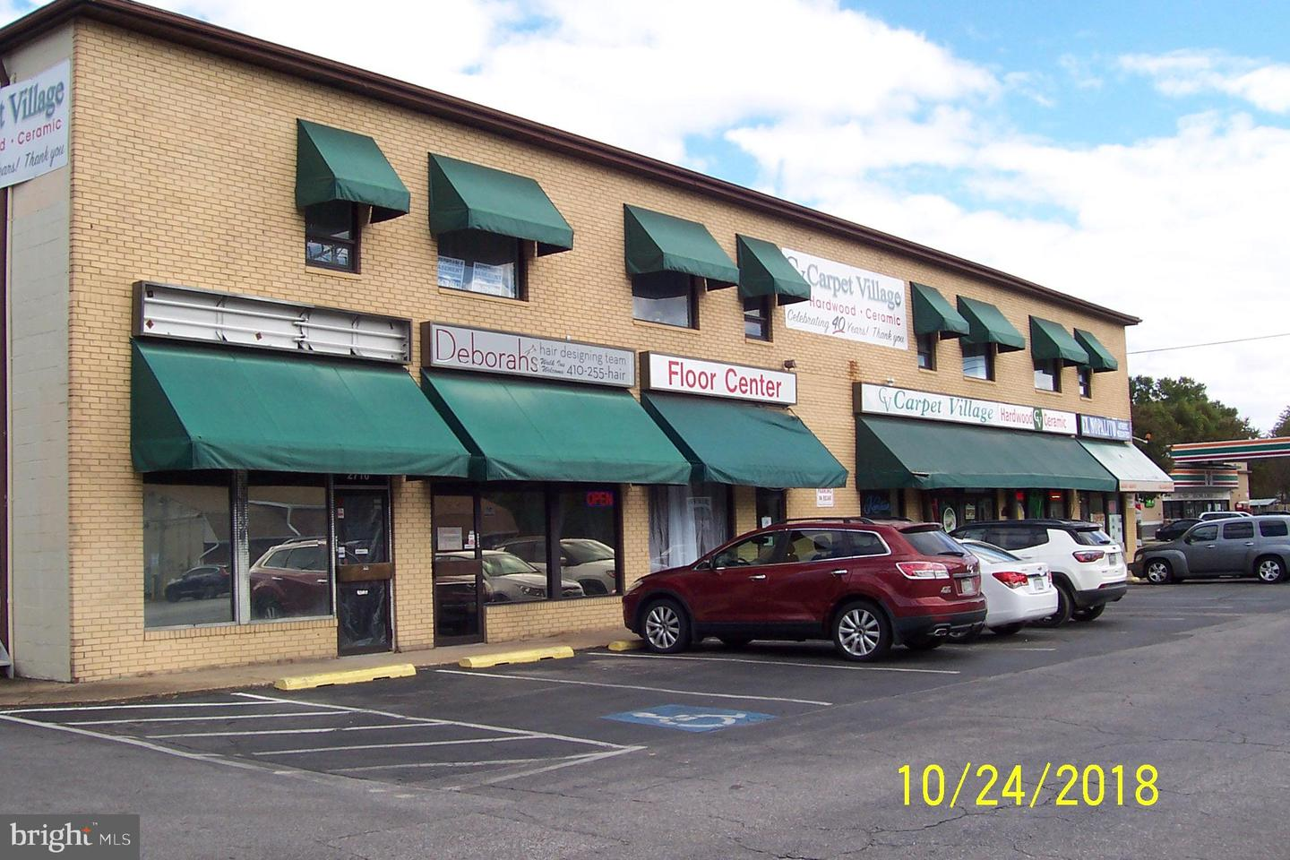 Retail for Sale at Pasadena, Maryland 21122 United States