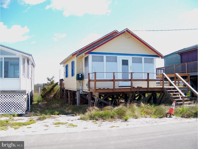 Частный односемейный дом для того Продажа на 293 COVE Road Newport, Нью-Джерси 08345 Соединенные ШтатыВ/Около: Downe Township
