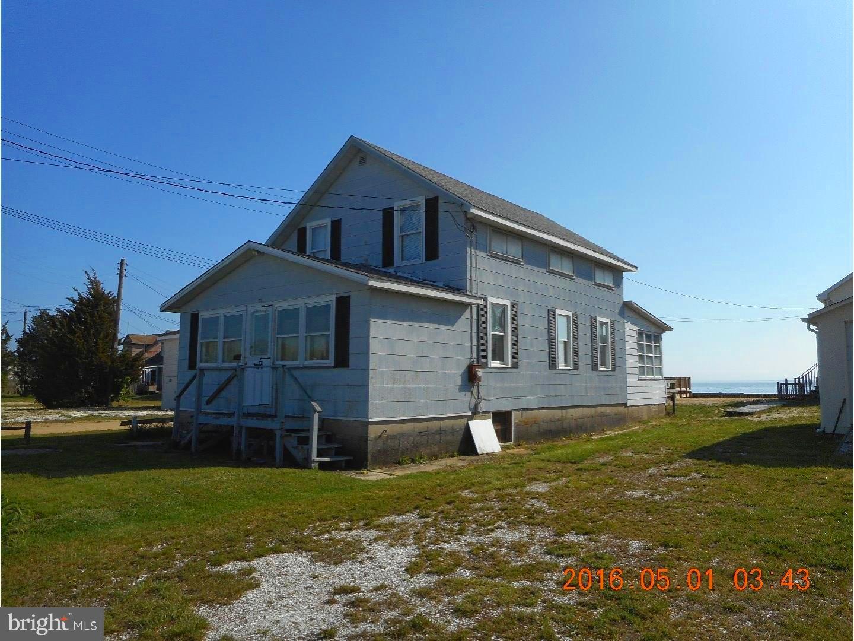 Maison unifamiliale pour l Vente à 170 NEW JERSEY Avenue Fortescue, New Jersey 08321 États-UnisDans/Autour: Downe Township