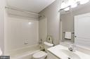 BATH #2, UPPER, BEDROOM SUITE - 13536 HEATHROW LN, CENTREVILLE