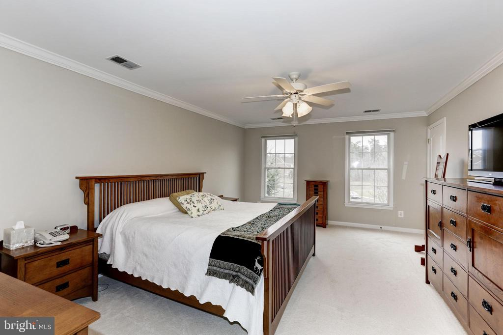 MASTER SUITE - 13536 HEATHROW LN, CENTREVILLE