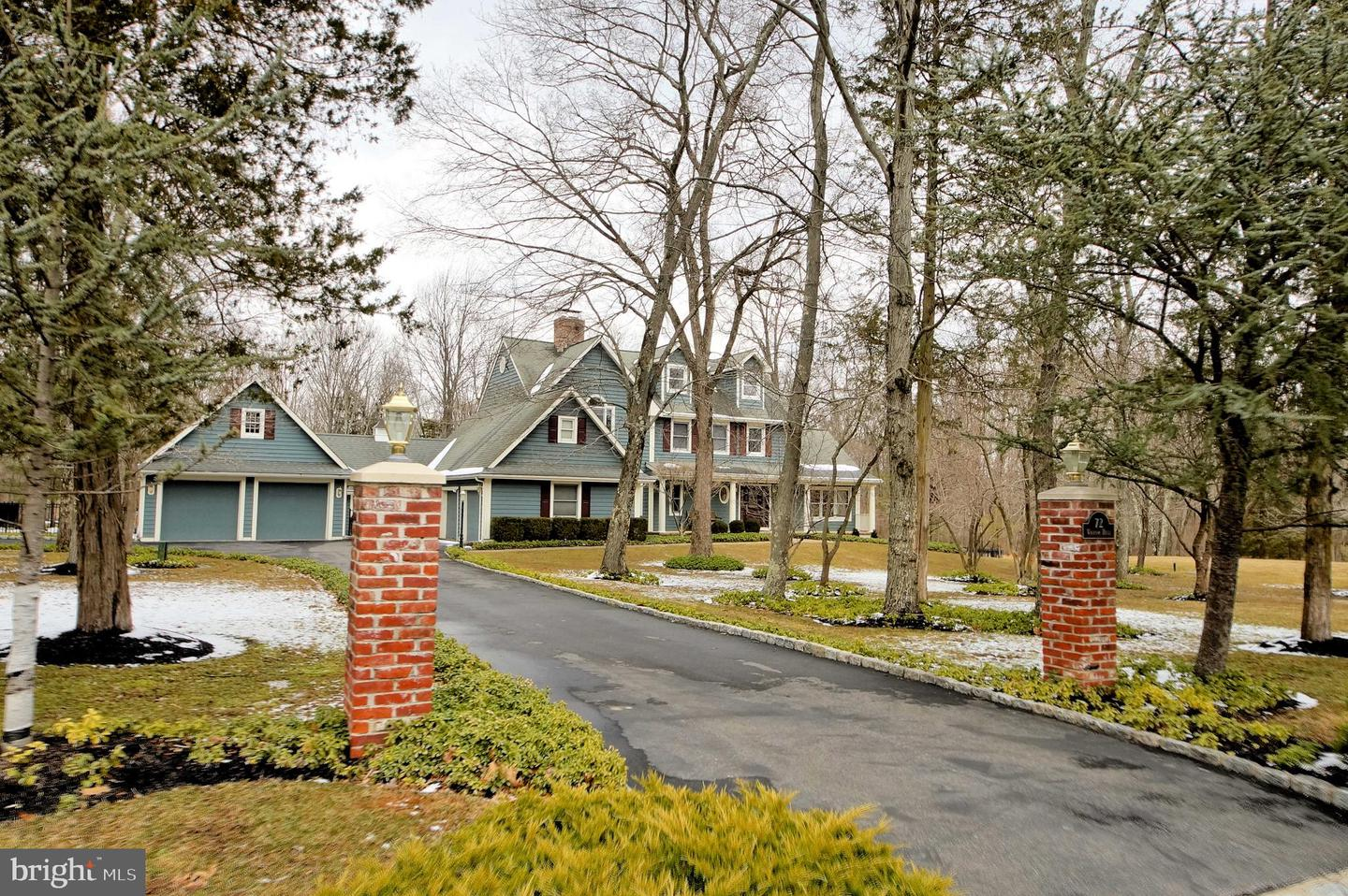 Single Family Home for Sale at 72 VIBURNUM Drive Skillman, New Jersey 08558 United StatesMunicipality: Montgomery Township
