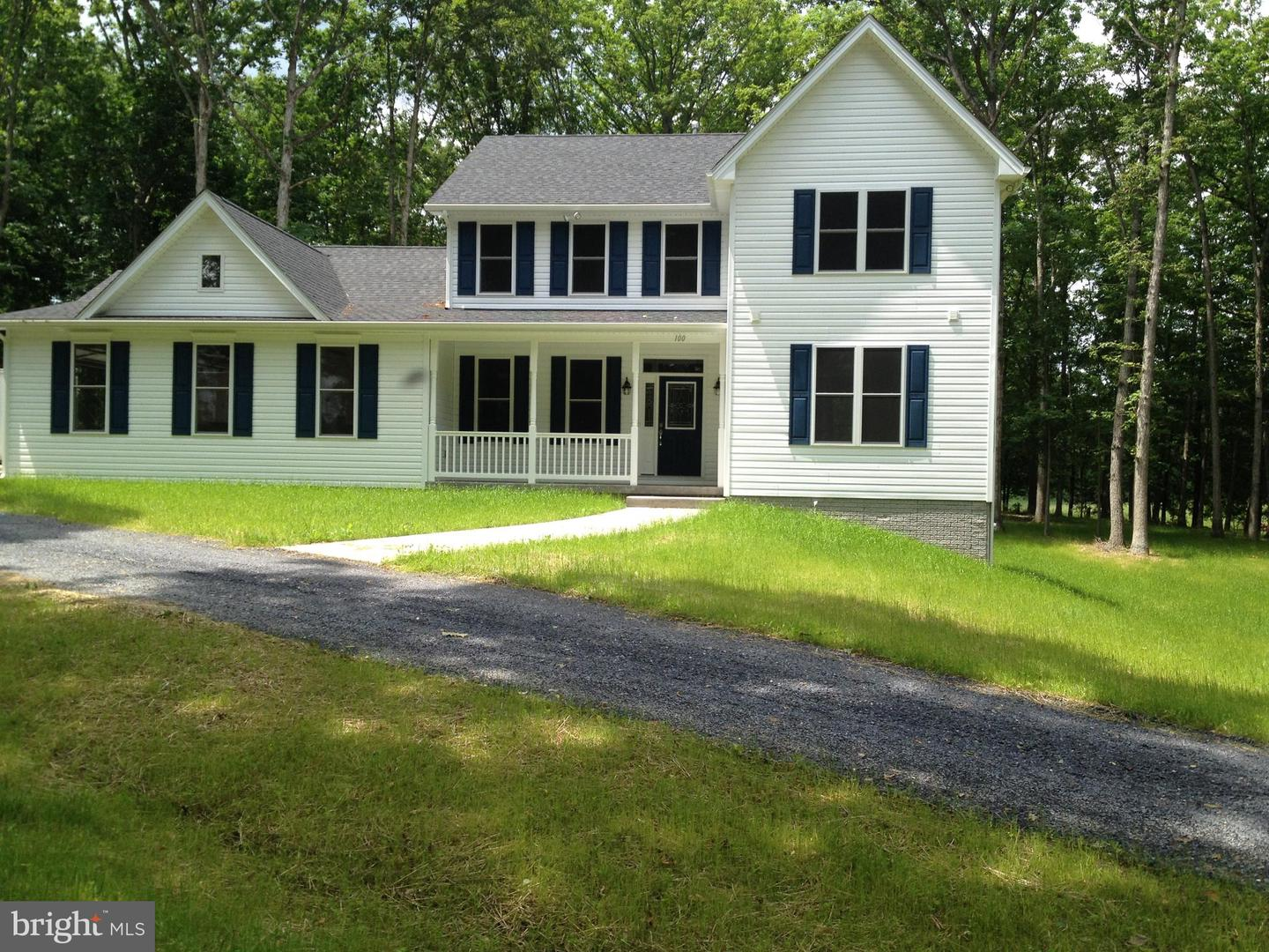 Single Family for Sale at 100 Pond View Ln Middletown, Virginia 22645 United States