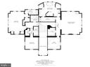 Second Floor Floorplan - 6008 KENNEDY DR, CHEVY CHASE