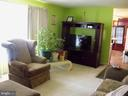 Living room - 6114 AUTH RD, SUITLAND
