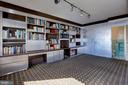 2nd BR w/ en suite full BA & large walk-in closet - 10201 GROSVENOR #1701, NORTH BETHESDA