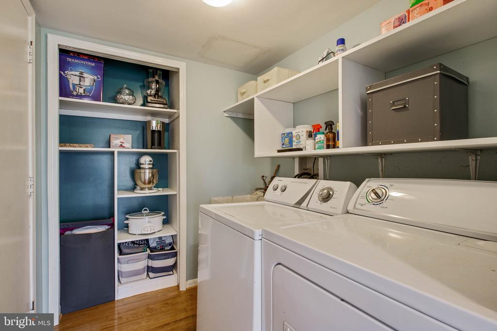 Laundry/Mud room. - 11 CRISSWELL CT, STERLING