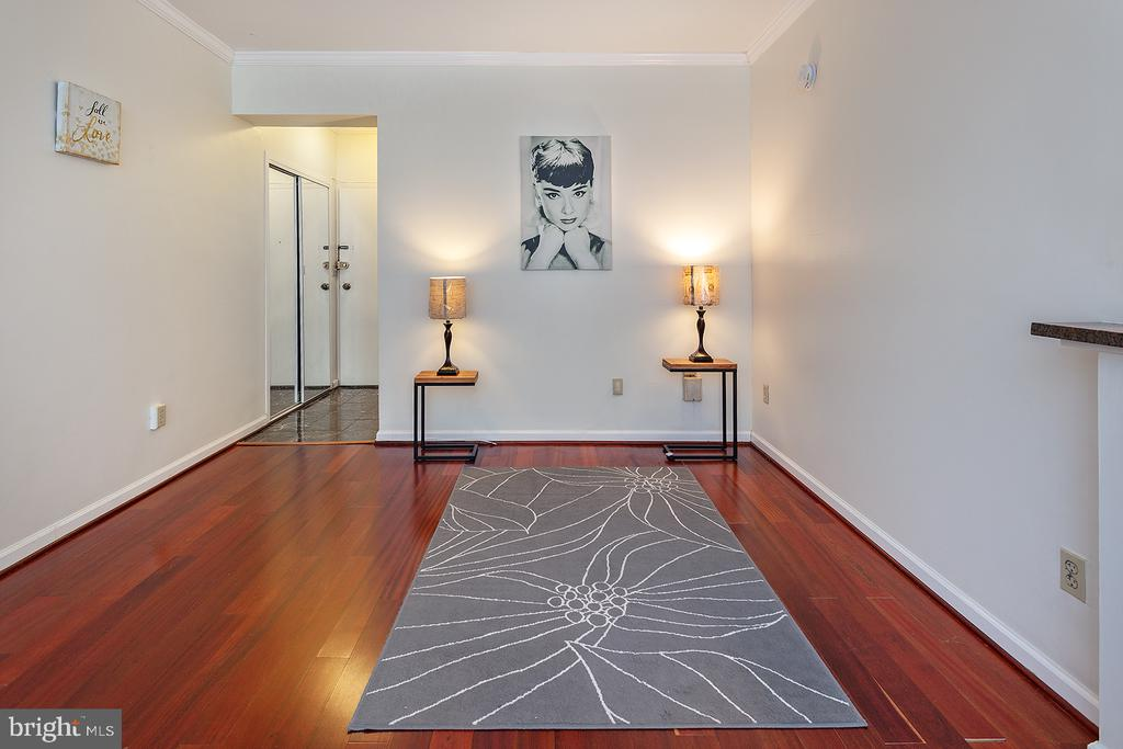 Open Floor plan for Flexible deisng - 1711 MASSACHUSETTS AVE NW #523, WASHINGTON