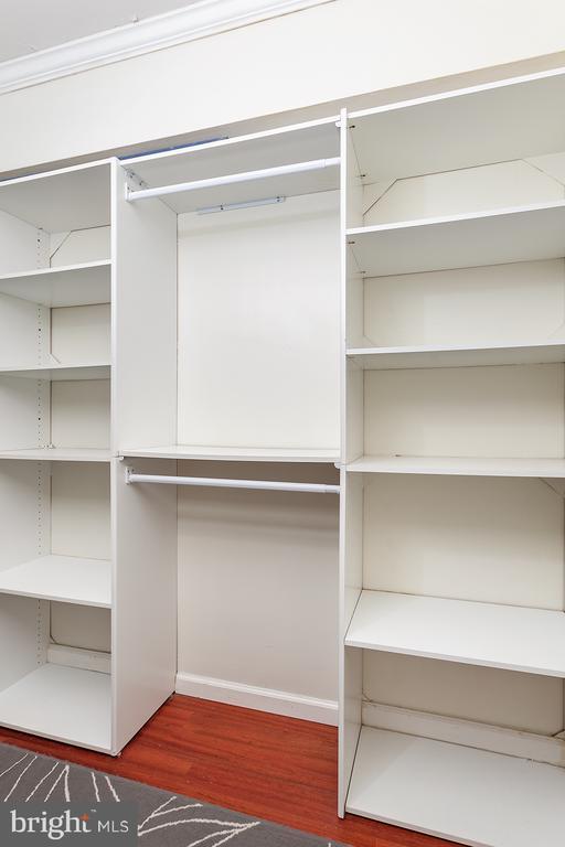 plenty of storage - 1711 MASSACHUSETTS AVE NW #523, WASHINGTON