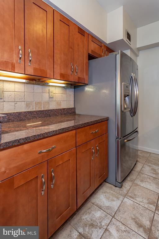 equipped with under cabinet lights - 1711 MASSACHUSETTS AVE NW #523, WASHINGTON