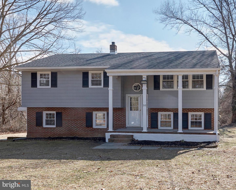 Частный односемейный дом для того Продажа на 313 ELM Avenue Chesilhurst, Нью-Джерси 08089 Соединенные Штаты