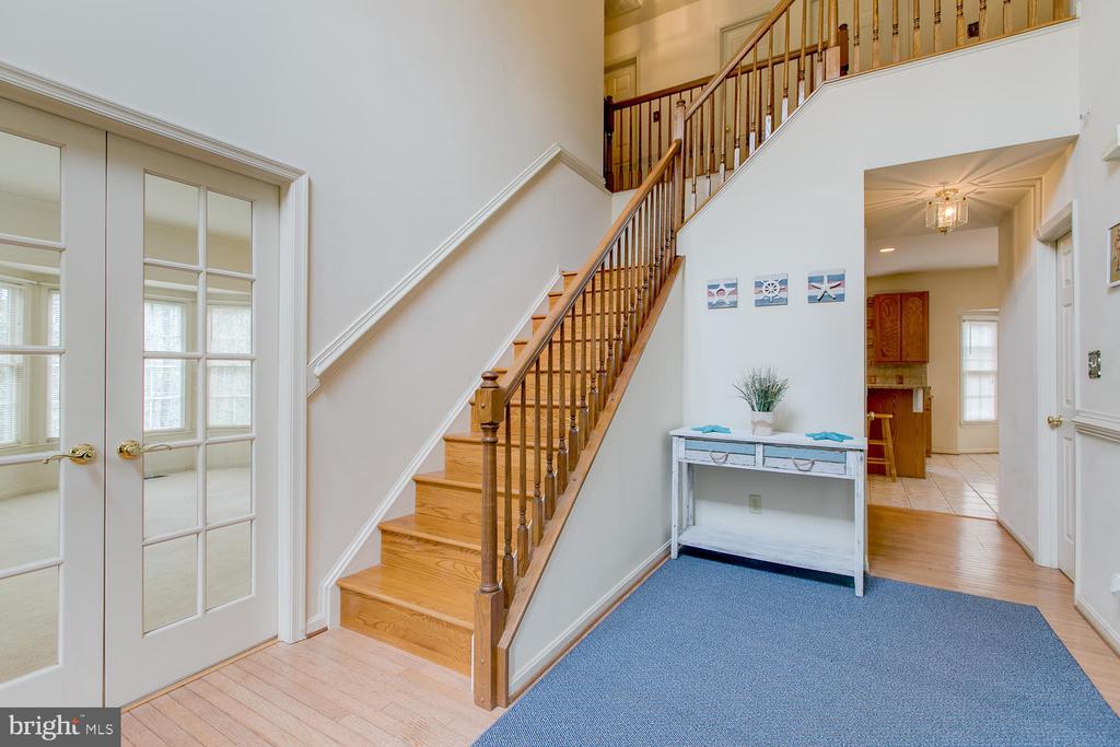 Entryway - Foyer - 1480 TRUSLOW RD, FREDERICKSBURG
