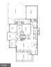 Floor plan - Main Level - 208 MCHENRY ST SE, VIENNA