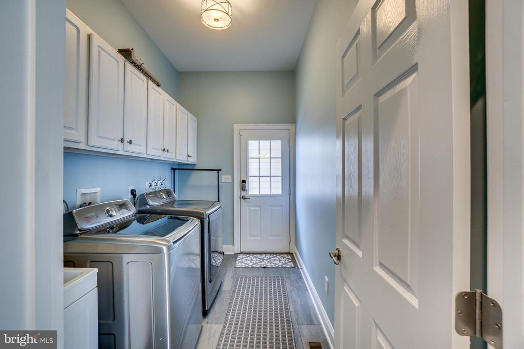 Laundry room - 43087 NORTHLAKE BLVD, LEESBURG