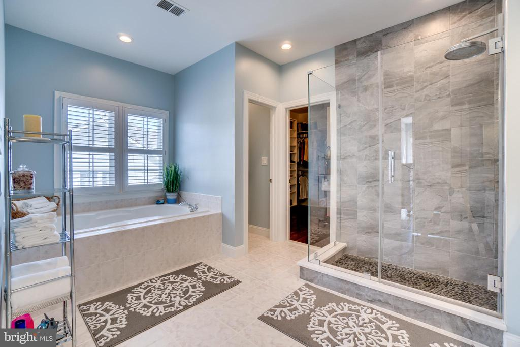 Spa like bathroom - 43087 NORTHLAKE BLVD, LEESBURG