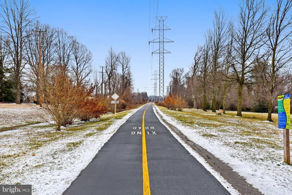 Washington & Old Dominion Trail. Steps away! - 7919 N PARK ST, DUNN LORING